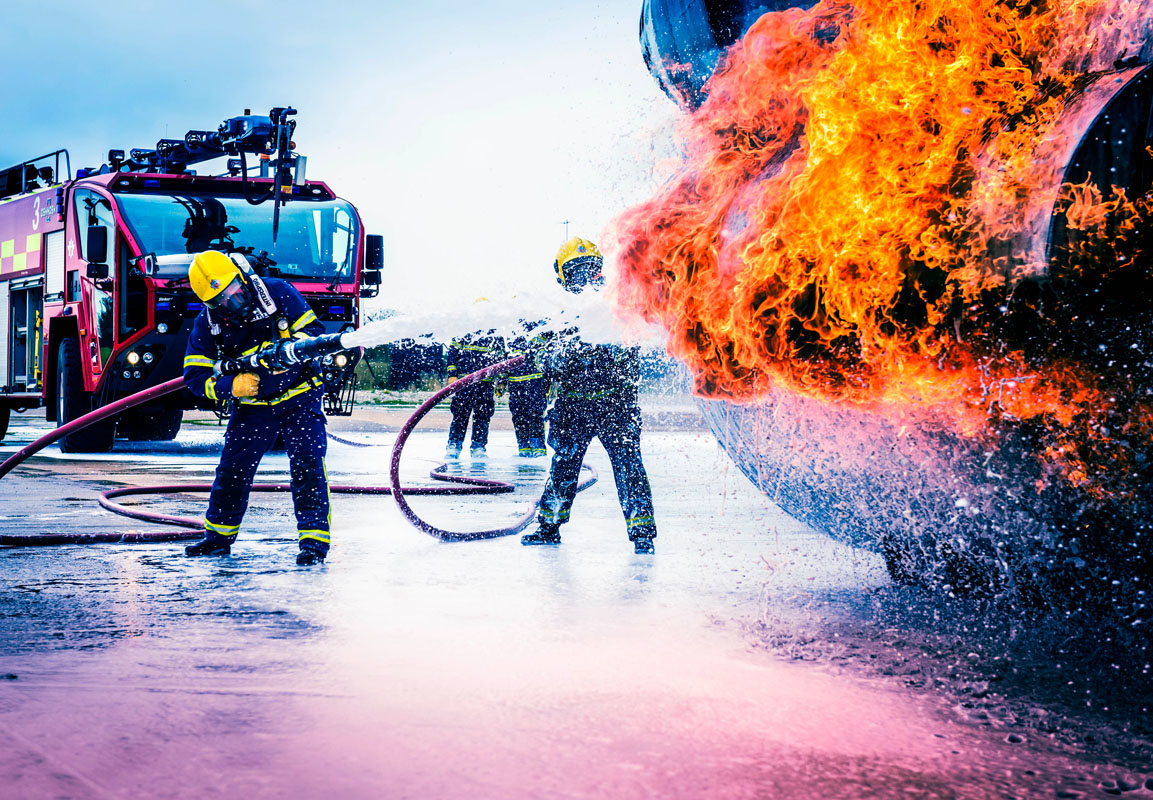 Firefighting foams meeting to your needs and risks