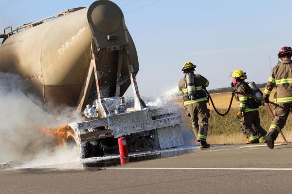 emulseur anti-incendie de classe A