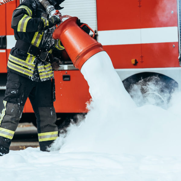 medium expansion firefighting foam concentrate