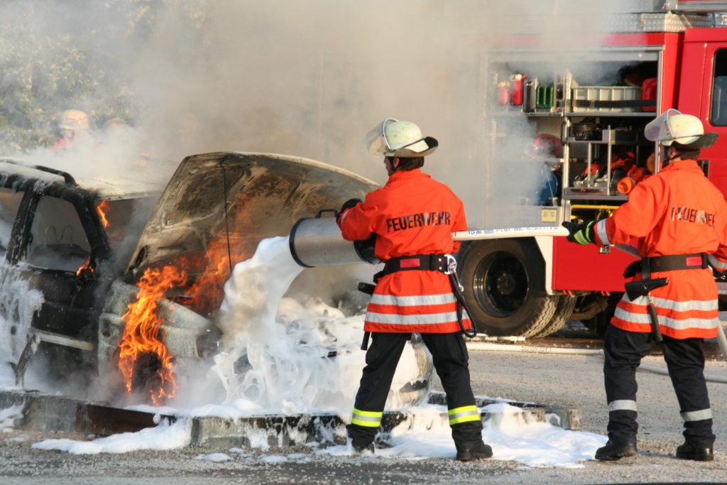 multipurpose fluorine free firefighting foam